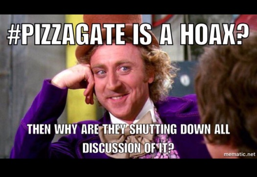 Image result for pizzagate map